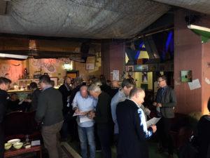 Nätverksträff företagare på Pub Tjyven